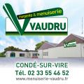 Menuiserie Vaudru à Condé-sur-Vire